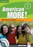AMERICAN MORE! LEVEL 1 STUDENT S BOOK WITH CD-ROM - 9780521171090 - VV.AA.