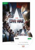 level 3: marvel s captain america: civil war book & mp3 pack-coleen degnan-veness-9781292208190