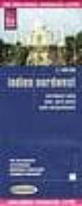 INDIA NOROESTE MAPA DE CARRETERAS (1:300000) - 9783831771790 - VV.AA.