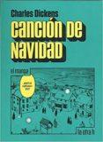 CANCION DE NAVIDAD (EL MANGA) - 9788416540990 - CHARLES DICKENS