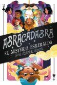 abracadabra #2. el misterio esmeralda (ebook)-neil patrick harris-9788427216990
