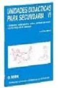 UNIDADES DIDACTICAS PARA SECUNDARIA VI: PATINAJE Y HOCKEY - 9788487330490 - JORDI DIAZ BURRUL
