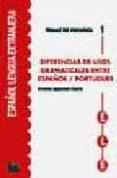 DIFERENCIAS DE USOS GRAMATICALES ENTRE ESPAÑOL Y PORTUGUES (TEMAS DE ESPAÑOL 1) - 9788489756090 - CRISTINA APARECIDA DUARTE