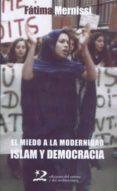 EL MIEDO A LA MODERNIDAD - 9788496327290 - FATIMA MERNISSI