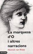 MARQUESO D O I ALTRES NARRACIONS - 9788497100090 - HEINRICH VON KLEIST