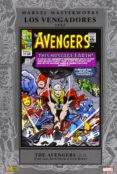 MARVEL MASTERWORKS LOS VENGADORES Nº 2: 1965 (CONTIENE THE AVENGE S 12-23 USA) - 9788498850390 - STAN LEE