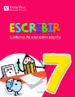 escribir. 4º primaria caderno de expresion escrita 7. galicia-9788468220130