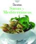 recetas sanas y mediterraneas-9788466219860