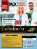 pack ahorro basico. celador. servicio de salud de castilla y leon (sacyl). (incluye temarios, test, simulacros de examen y-9788468198170