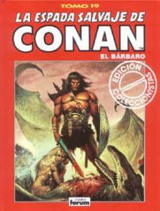 Chapultepecuno.mx La Espada Salvaje De Conan Nº 19 Image