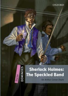Amazon top 100 gratis kindle descargas de libros DOMINOES STARTER SHERLOCK HOLMES SPECKLED BAND MP3 PACK de ARTHUR CONAN DOYLE  (Spanish Edition)