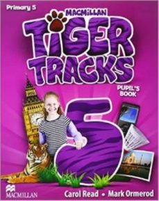 tiger 5º primary pupil´s book-9780230431300