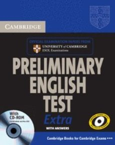 Titantitan.mx Cambridge Exams Extra Pet : Student Book With Answers + Cd-rom + 2 Cd S Audio Image