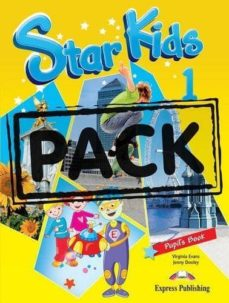 star kids 1 pupil s pack (with iebook)-9780857779700