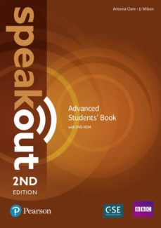 Compartir y descargar libros electrónicos. SPEAKOUT ADVANCED 2ND EDITION STUDENTS  BOOK AND DVD-ROM PACK  (Literatura española)