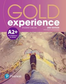 Descarga gratuita de libros electrónicos en pdf para Android GOLD EXPERIENCE 2ND EDITION A2 + STUDENTS  BOOK in Spanish