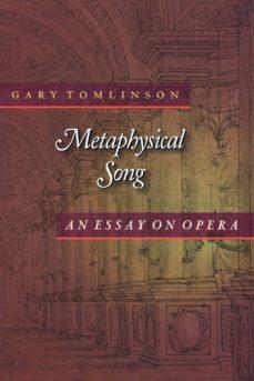 metaphysical song (ebook)-gary tomlinson-9781400866700