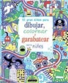 Eldeportedealbacete.es Gran Album Dibujar Colorear Niños Image