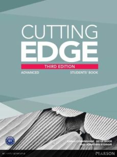 Descargar libros en linea pdf CUTTING EDGE NEW EDITION ADVANCED STUDENT BOOK/DVD PACK  ADULTOS in Spanish