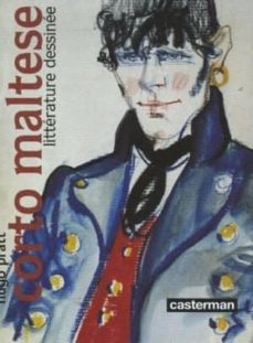 corto maltese: litterature dessinee-hugo pratt-9782203001800