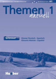 Descarga gratuita del libro de circuitos electrónicos. THEMEN AKTUELL 1. GLOSSARE en español