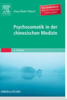 psychosomatik in der chinesischen medizin (ebook)-klaus-dieter platsch-9783437167300