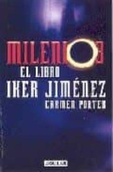 MILENIO 3: EL LIBRO   IKER JIMENEZ   Comprar libro 9788403097100