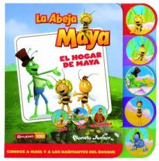 Trailab.it La Abeja Maya: Cuento Con Lengüetas: El Hogar De Maya Image