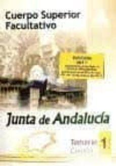 Encuentroelemadrid.es Cuerpo Superior Facultativo De La Junta De Andalucia: Temario Image