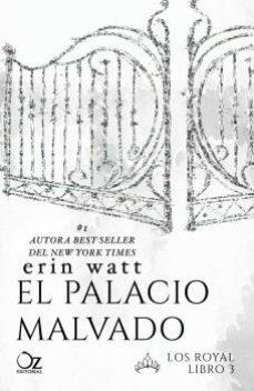 Scribd descargar gratis ebooks EL PALACIO MALDITO (SAGA LOS ROYAL 3) (Literatura española) CHM DJVU FB2