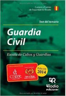 Curiouscongress.es Guardia Civil. Escala De Cabos Y Guardias. Test Del Temario. Image