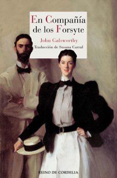 Libros para descargar en iphone EN COMPAÑIA DE LOS FORSYTE de JOHN GALSWORTHY CHM PDB RTF (Literatura española)