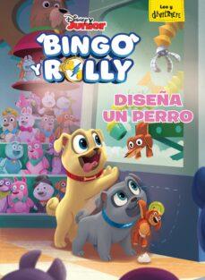 bingo y rolly: diseña un perro: cuento-9788417529000