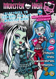 Colorroad.es Monster High Actividades: Electriza Tu Cerebro Con Las Monster Hi Gh Image