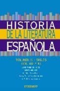 Alienazioneparentale.it Historia De La Literatura Española. Tomo 3 Image