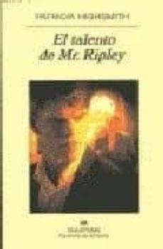 el talento de mr. ripley (2ª ed.)-patricia highsmith-9788433963000