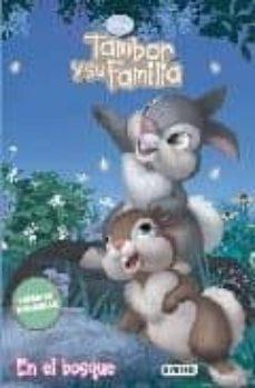 Permacultivo.es Tambor Y Su Familia: En El Bosque ( Libro Para Colorear) Image