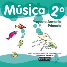 Elmonolitodigital.es Proyecto Armonia Musica 2º Educacion Primaria Cd Image
