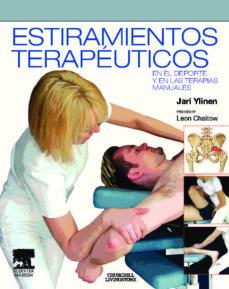 Libros gratis para descargar para pc. ESTIRAMIENTOS TERAPEUTICOS EN EL DEPORTE Y EN LAS TERAPIAS MANUAL ES  in Spanish 9788445819500 de J.J. YLINEN