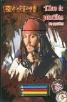 Cdaea.es Piratas Del Caribe: Libro De Plantillas Image