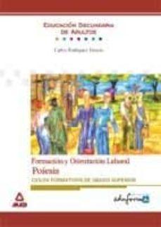 Ojpa.es Poiesis, Formacion Y Orientacion Laboral. Ciclos Formativos De Gr Ado Superior Image