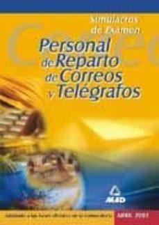 Geekmag.es Personal De Reparto De Correos Y Telegrafos. Simulacros De Examen Image