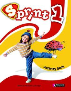 sprint 1º ep (activity book) letra ligada-9788466812900