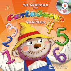 Inmaswan.es Los Numeros + Cd (Yo Aprendo Con Cantajuego) Image