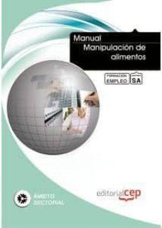 Ojpa.es Manual Manipulacion De Alimentos. Formacion Para El Empleo Image