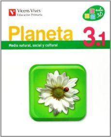 Ironbikepuglia.it Planeta 3º Primaria Castilla Y Leon Libro 1, 2 Y 3 Image