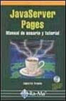 Mrnice.mx Javaserver Pages: Manual De Usuario Y Tutorial (Incluye Cd) Image