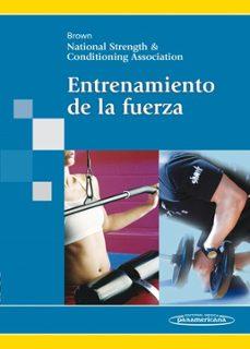 Descarga gratuita de audiolibros para iPod ENTRENAMIENTO DE LA FUERZA in Spanish 9788479038700 PDB iBook CHM de LEE E. BROWN