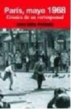 paris, mayo 1968: cronica de un corresponsal-jose julio perlado-9788484692300