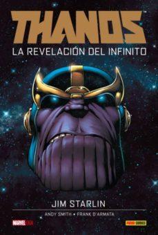 Eldeportedealbacete.es Thanos: La Revelacion Del Infinito Image